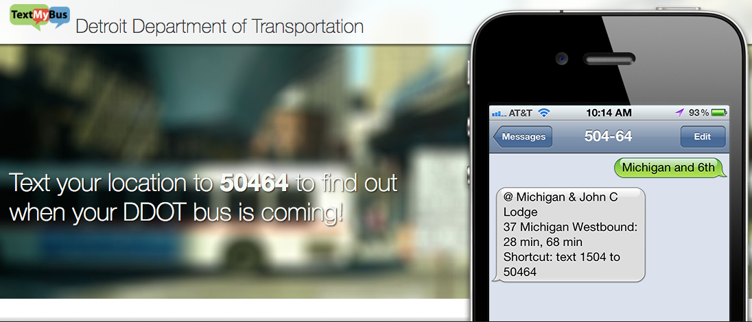 <p>Screenshot of TextMyBus.com</p>