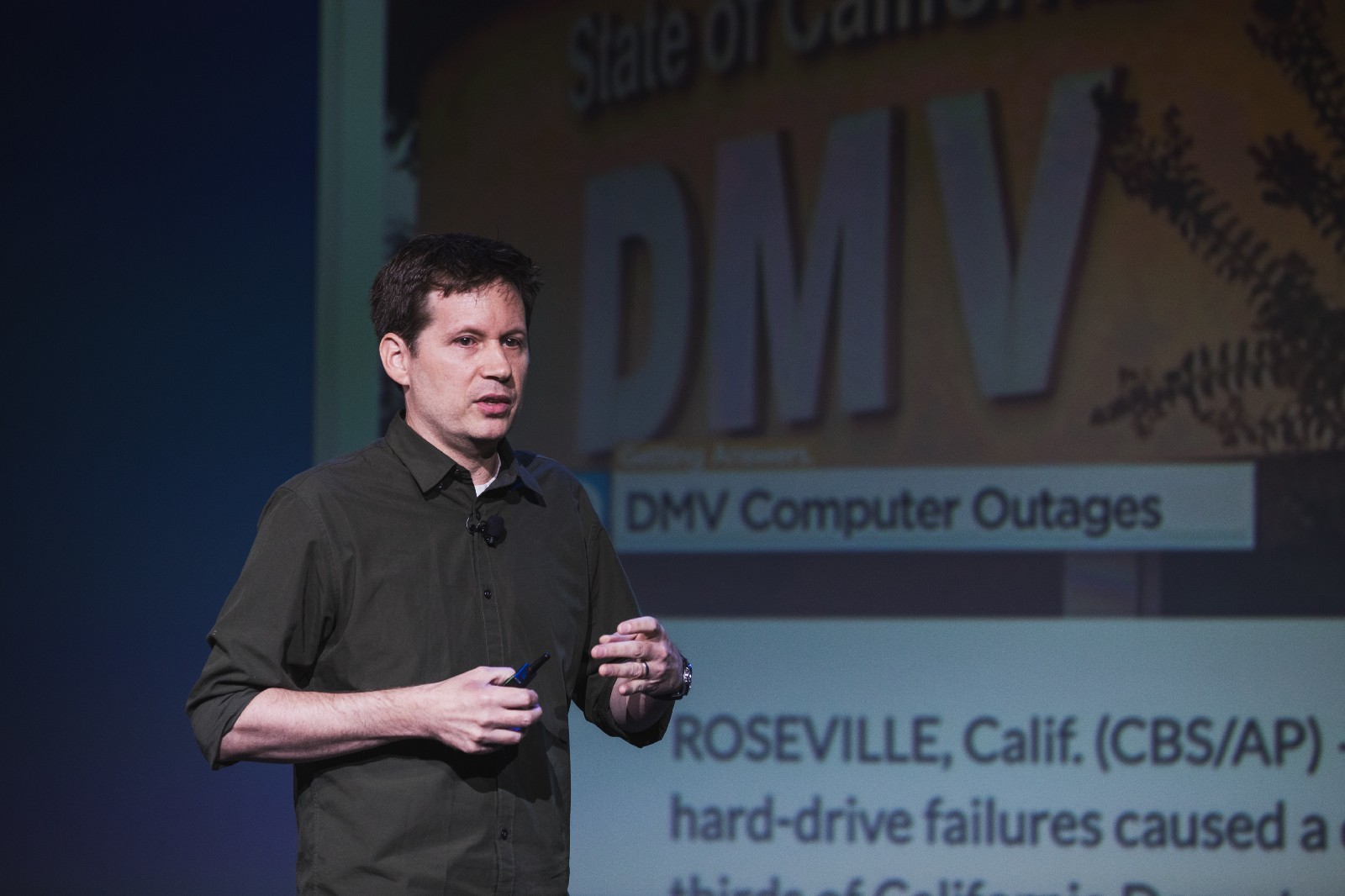 <p>John Allspaw, Founder of Adaptive Capacity Labs, and former CTO of Etsy</p>