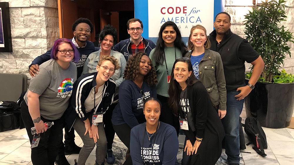 The 2019 Code for America Community Fellows