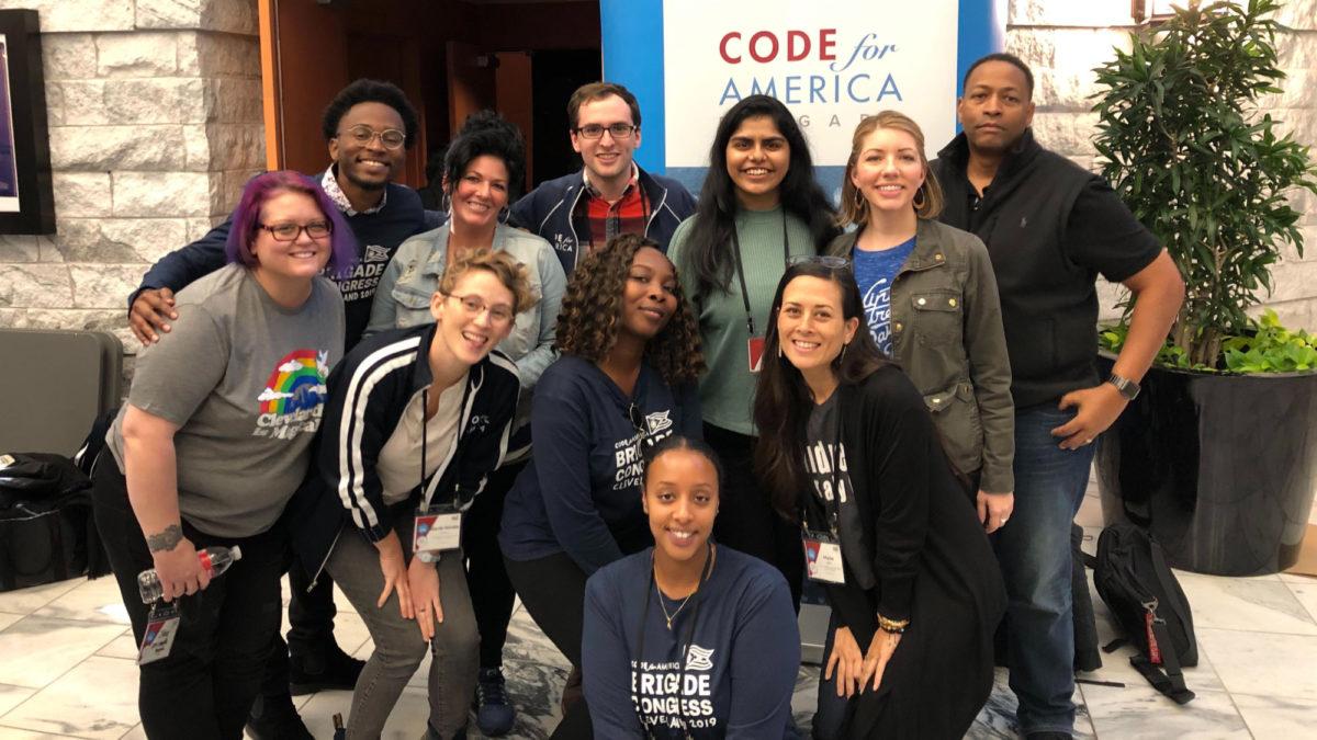 Group photo at Brigade Congress 2019
