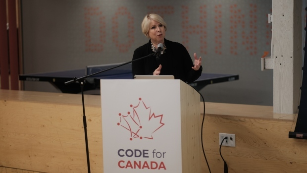 code-for-canada-ontario-minister-deb-mat