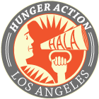 Hunger Action LA logo