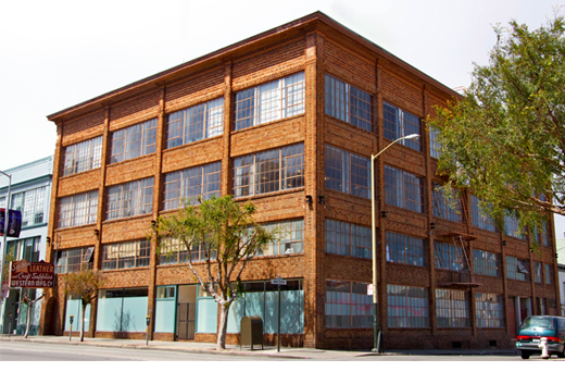 <p>Code for America's headquarters, located at 155 9th Street in San Francisco's South of Market neighborhood.</p>