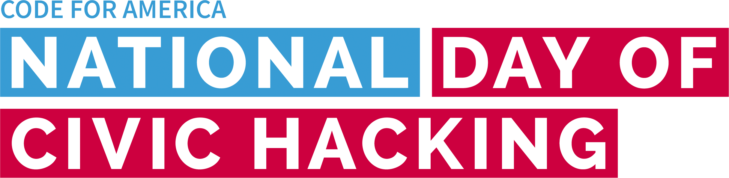 National Day of Civic Hacking 2019