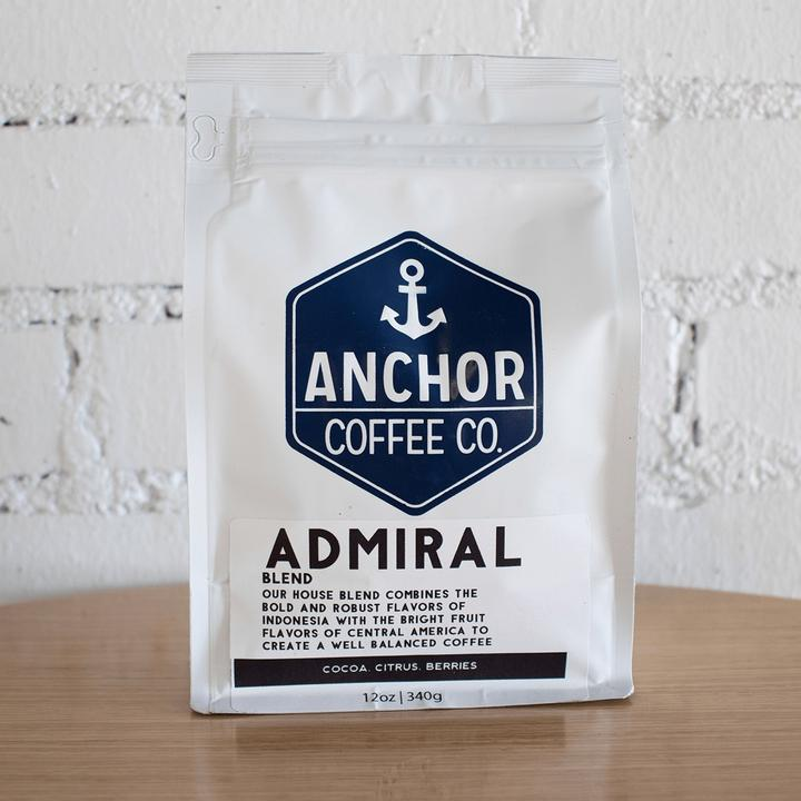 Anchor Coffee Co Admiral House Blend