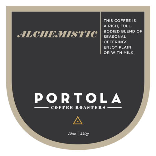Portola Coffee Lab Alchemistic Blend