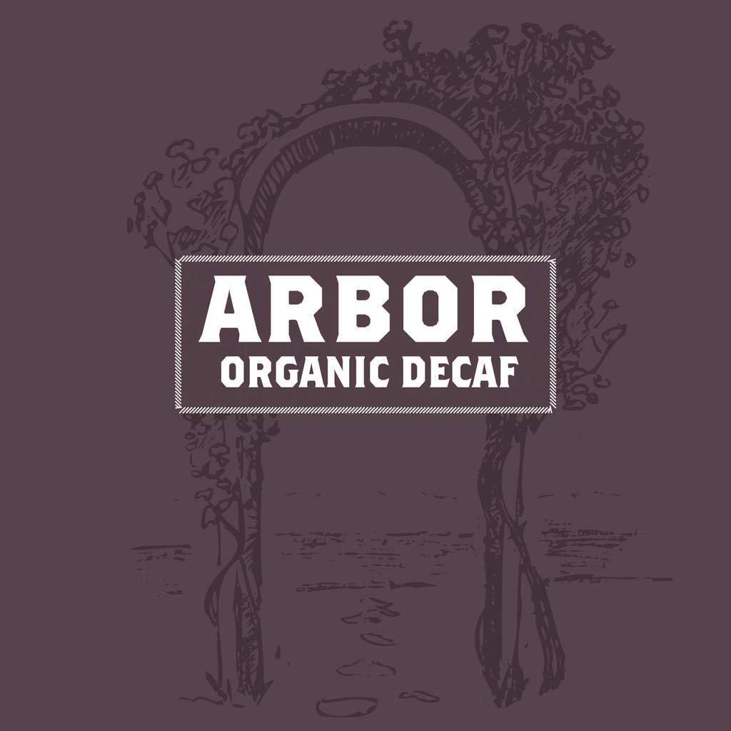 Black Oak Coffee Arbor - Organic Decaf