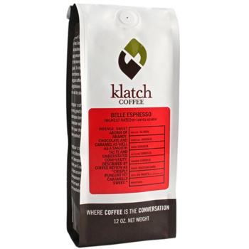 Klatch Coffee Belle Espresso