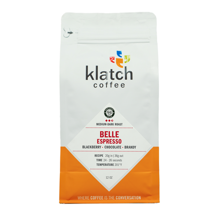Klatch Coffee Belle Espresso