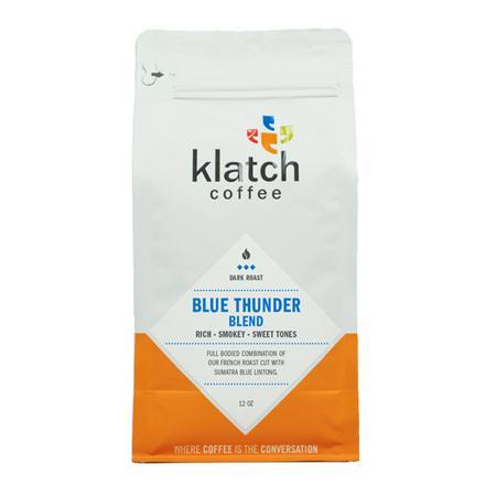 Klatch Coffee Blue Thunder