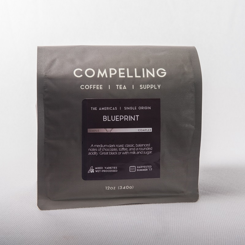 Compelling Coffee Blueprint - Seasonal House Coffee