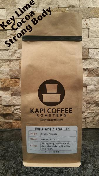 Kapi Coffee Brazil Amizade