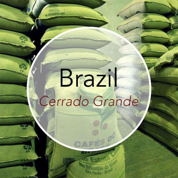 Copper Door Coffee Roasters Brazil Cerrado Grande