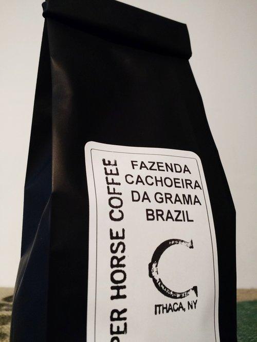 Copper Horse Coffee Brazil Fazenda Cachoeira de Grama