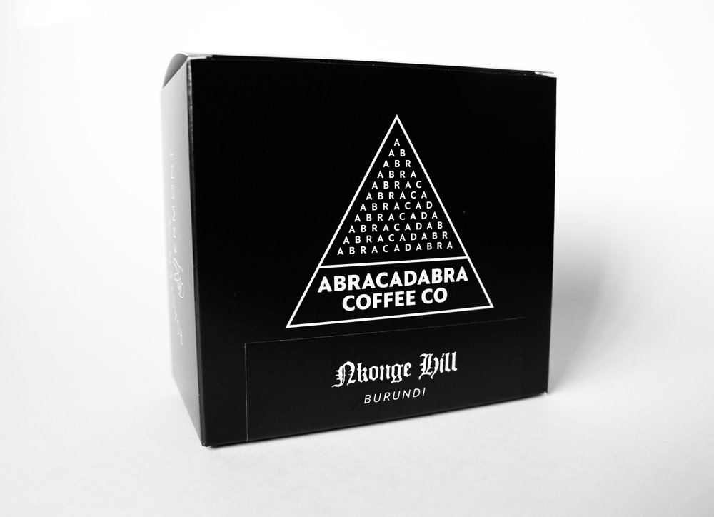 Abracadabra Coffee Co Burundi Nkonge Hill