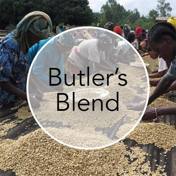 Copper Door Coffee Roasters Butler's Blend