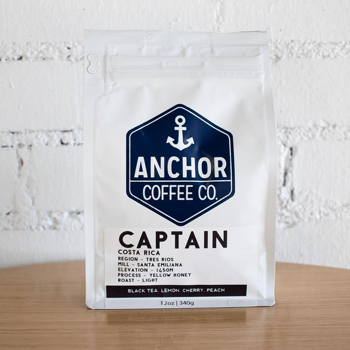 Anchor Coffee Co Captain - Single Origin