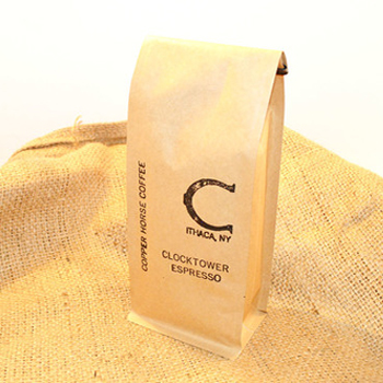 Copper Horse Coffee Clocktower Espresso