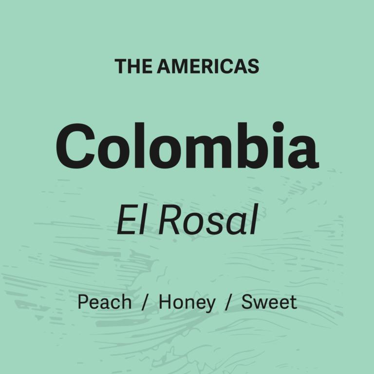 Boil Line Coffee Co Colombia El Rosal