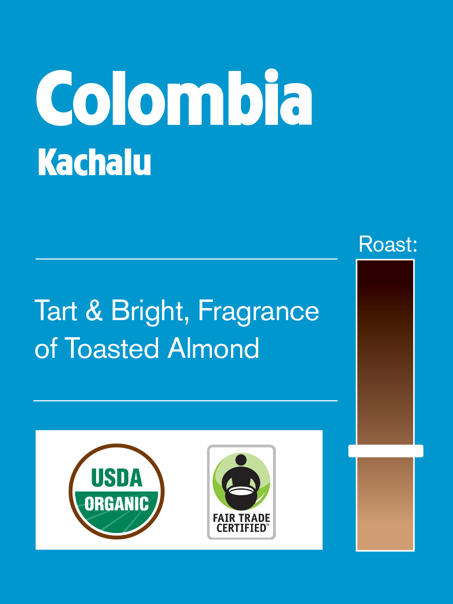 Philly Fair Trade Colombia Kachalu