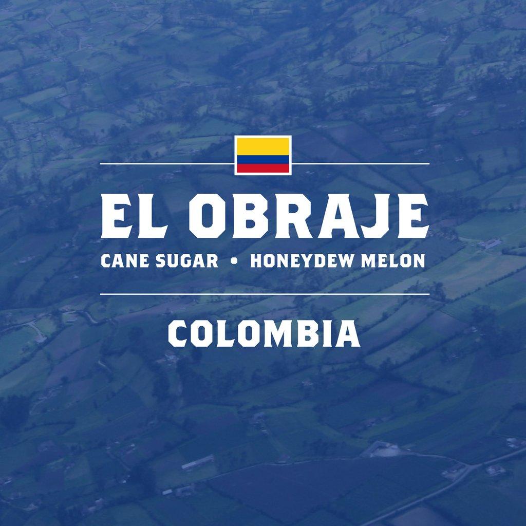 Black Oak Coffee Colombia - El Obraje
