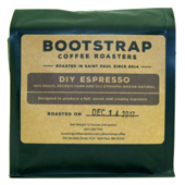 Bootstrap Coffee Roasters DIY Espresso Blend