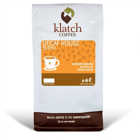 Klatch Coffee Decaf House Blend (Drip)