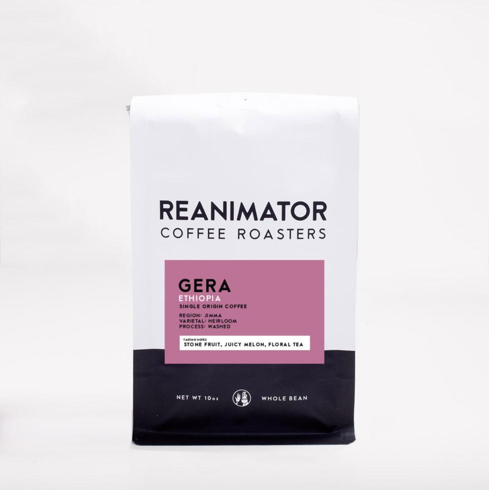 ReAnimator Coffee Ethiopia Gera