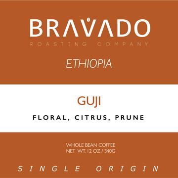 Bravado Roasting Company Ethiopia Guji Natural