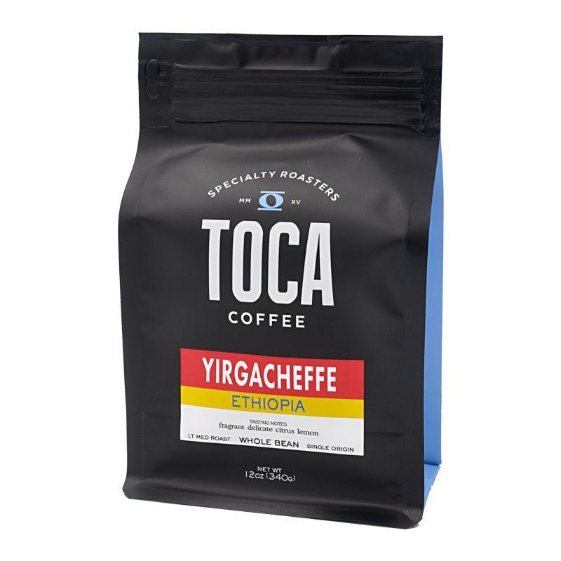 TOCA Coffee Ethiopia Yirgacheffe