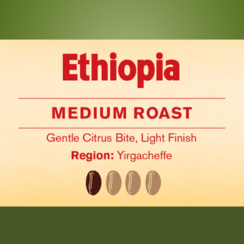 Philly Fair Trade Ethiopia Yirgacheffe