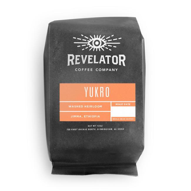 Revelator Coffee Company Ethiopia Yukro