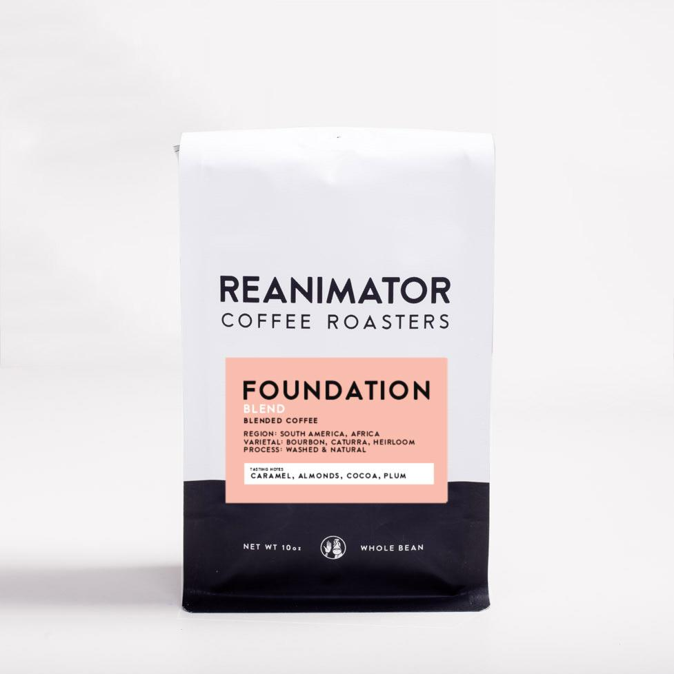 ReAnimator Coffee Foundation Blend