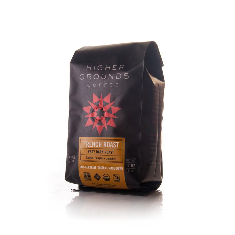 Higher Grounds Trading Company French Roast