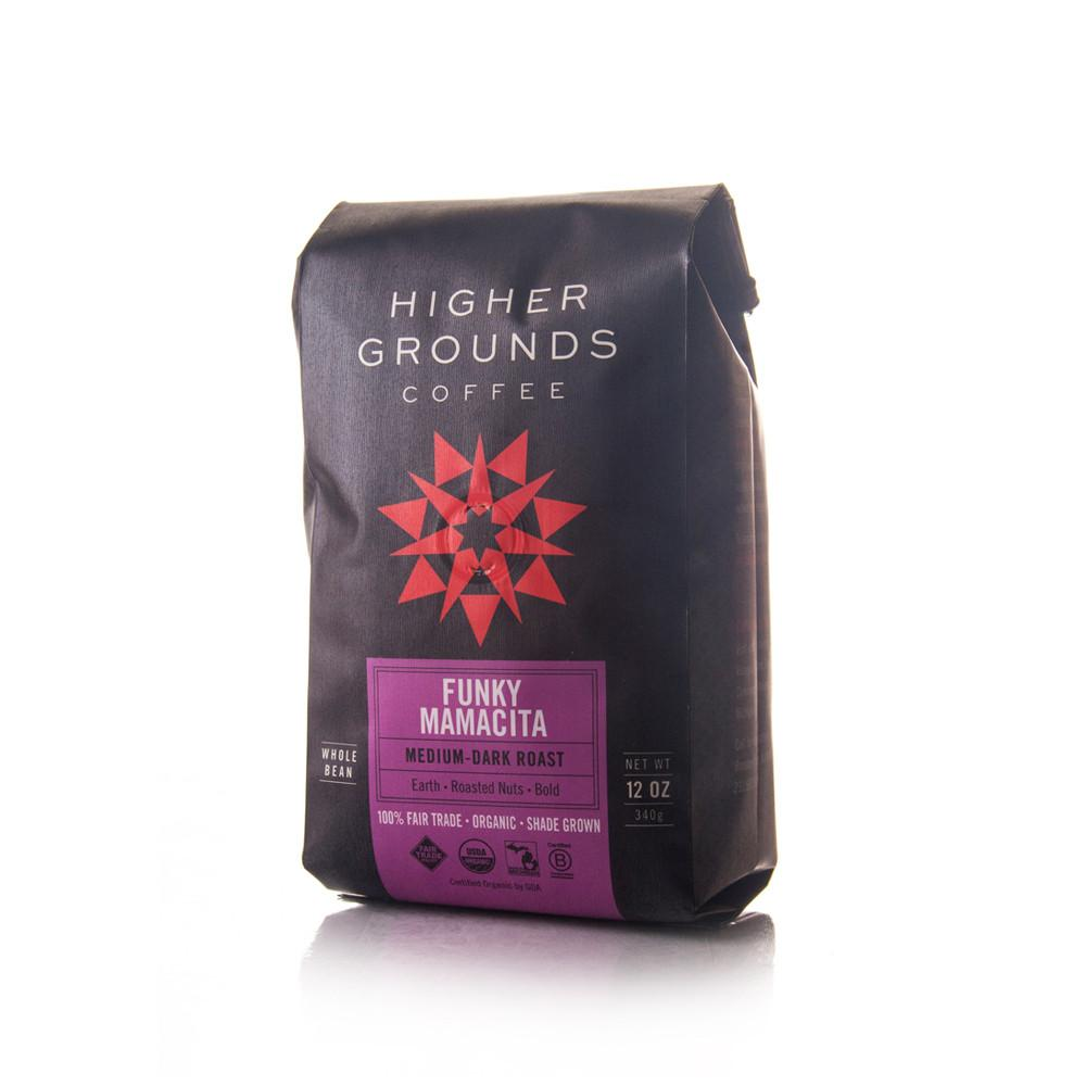 Higher Grounds Trading Company Funky Mamacita Blend