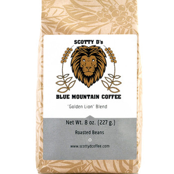 Scotty D Coffee Golden Lion Blend