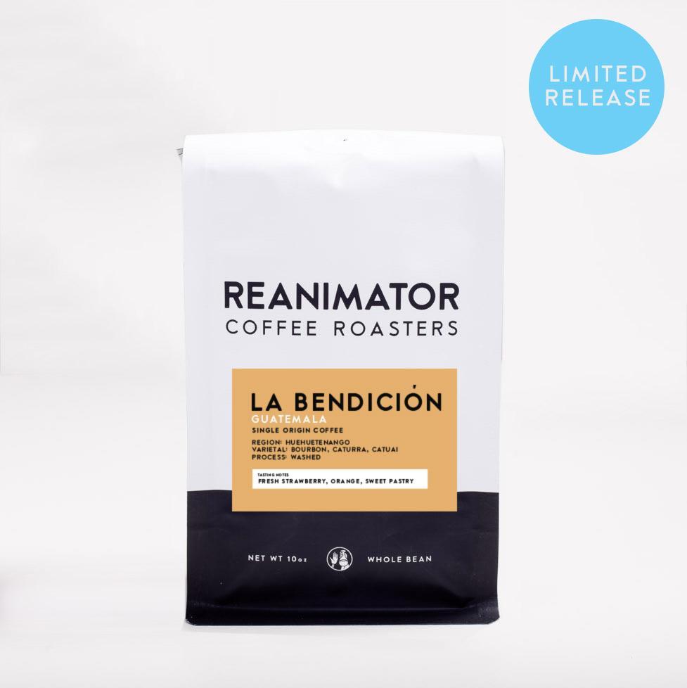 ReAnimator Coffee Guatemala La Bendicion
