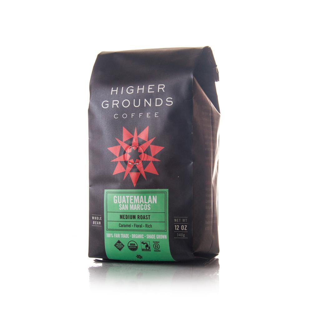 Higher Grounds Trading Company Guatemala San Marcos