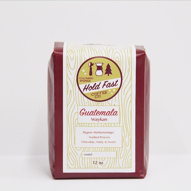 Hold Fast Coffee Guatemala Waykan