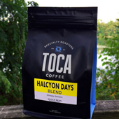 TOCA Coffee Halcyon Days Blend