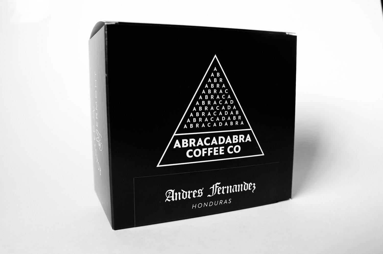 Abracadabra Coffee Co Honduras Andres Fernandez