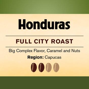 Philly Fair Trade Honduras Capucas