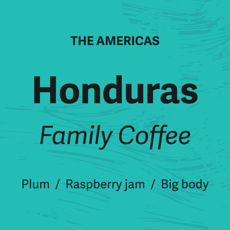 Boil Line Coffee Co Honduras Family Coffee