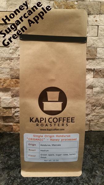 Kapi Coffee Honduras Marcala