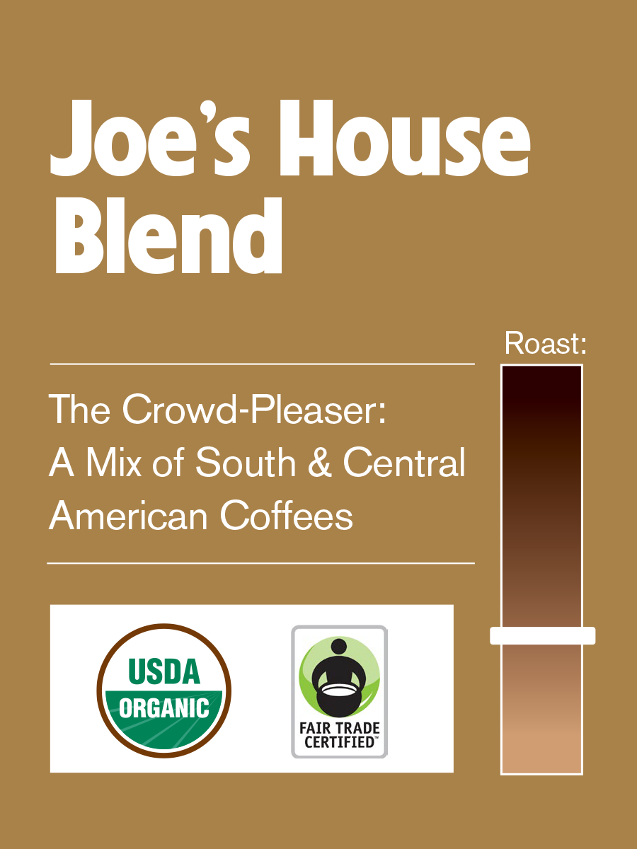 Philly Fair Trade Joe's House Blend