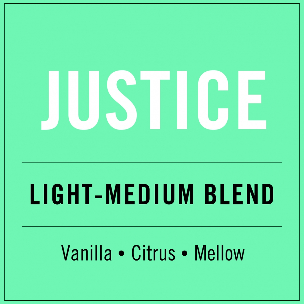 Higher Grounds Trading Company Justice Blend