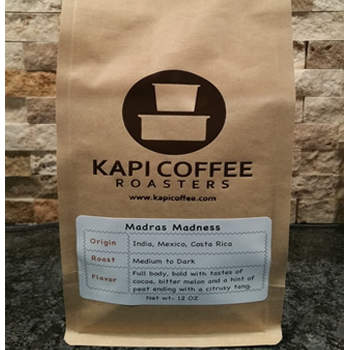 Kapi Coffee Madras Madness
