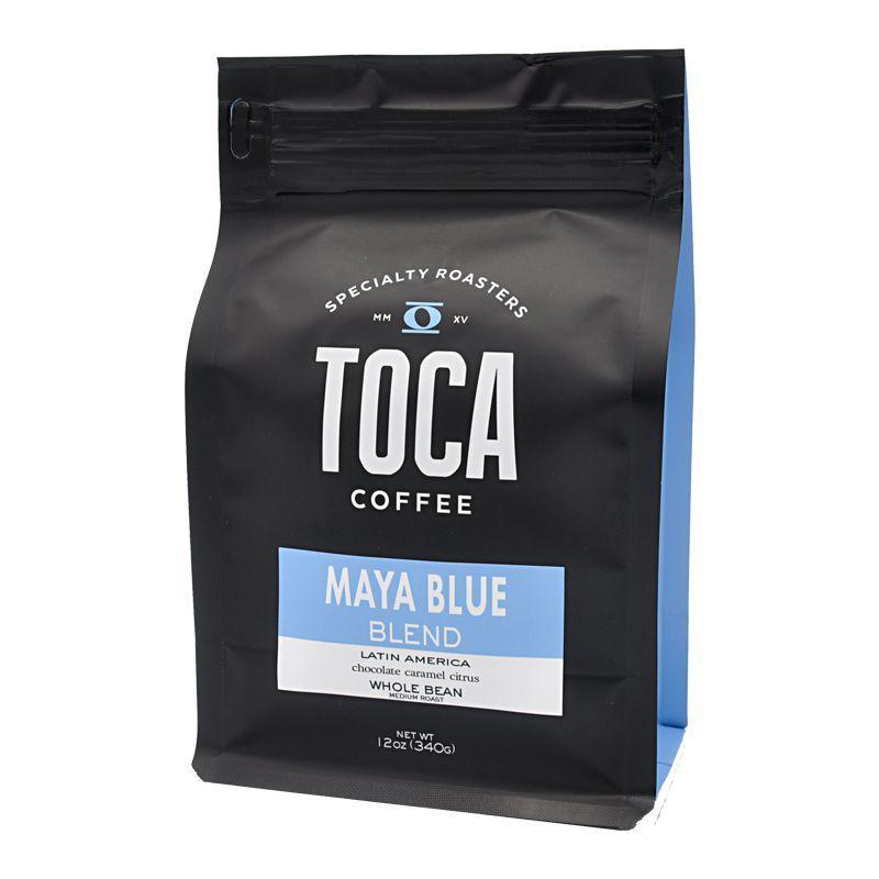 TOCA Coffee Maya Blue Blend