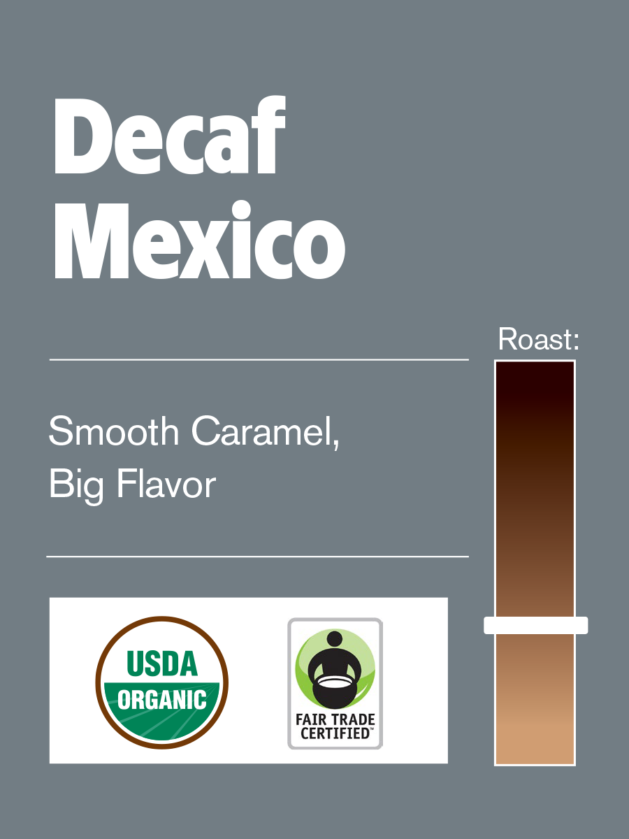 Philly Fair Trade Mexico Chiapas Decaf SWP