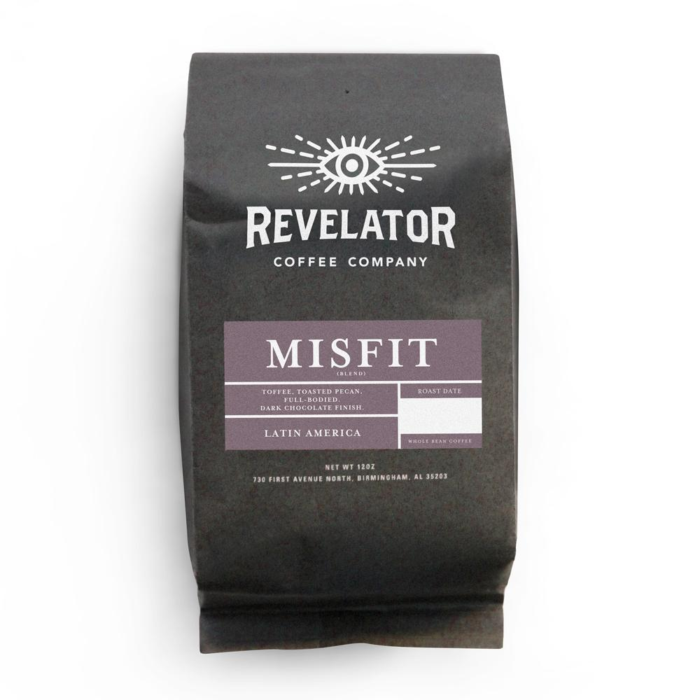 Revelator Coffee Company Misfit Blend